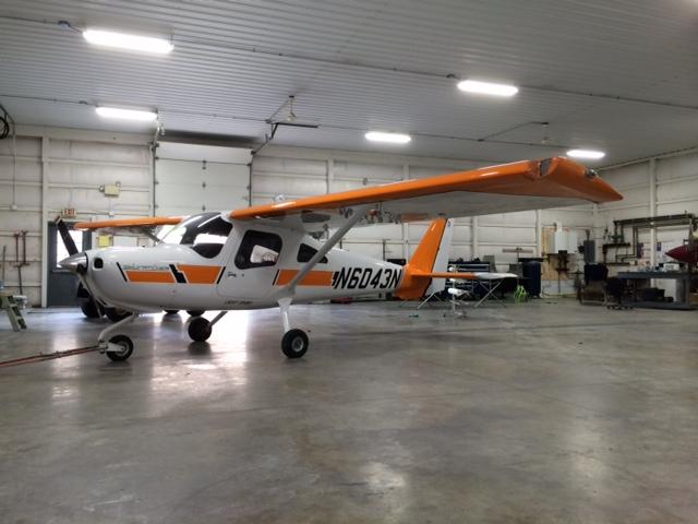 Skycatcher Hangar pic